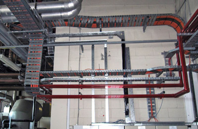 Cable Tray Capabilities Ezystrut