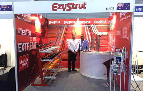 gastech booth