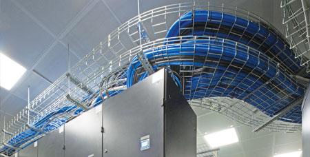 Cable Tray Vs Mesh Vs Ladder Ezystrut