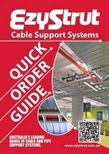 Cable Supports Quick Order Guide