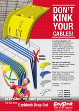 EMDO Cable Drop Out Flyer