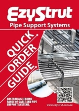 Pipe Supports Quick Order Guide