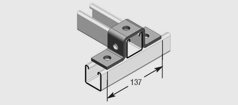 E1047 Angle Fitting HDG