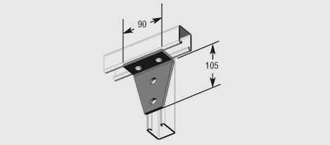 E1359 Angle Fitting HDG