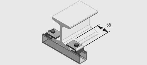 e1386 beam clamp hdg