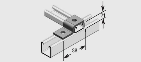 E4045 Angle Fitting HDG