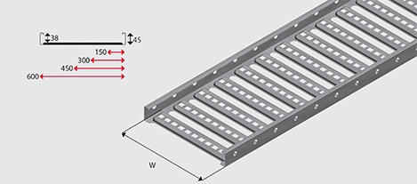 ET EzyTray Cable Tray G