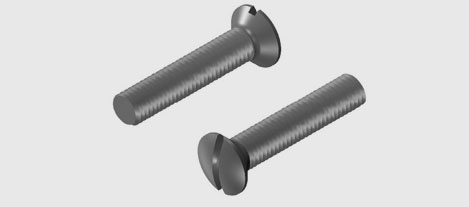 Countersunk Set Screws
