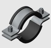 E16-E31 Insulated Pipe Clamps