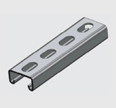 E3300S 41x21mm Slotted Channel