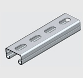 E4000S 41x21mm Slotted Ribbed Channel