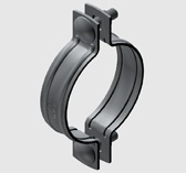 E6 Two Piece Pipe Clamps