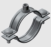 E7 Nut Clip for Steel Pipe