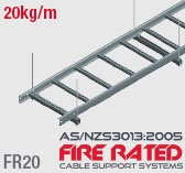FR20 Cable Ladder