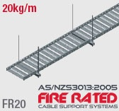 FR20 ET3 Cable Tray