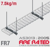 FR7 AS3013:2005 Fire Rated Cable Mesh